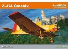 Eduard - Z-37A Cmelak, Profipack, Mastelis: 1/72, 7097