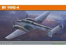 Eduard - Bf 110G-4, Profipack, Mastelis: 1/72, 7094