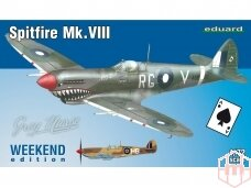 Eduard - Spitfire Mk.VIII, Weekend Edition, 1/72, 7442