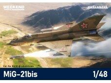 Eduard - MiG-21bis Weekend edition, 1/48, 84130