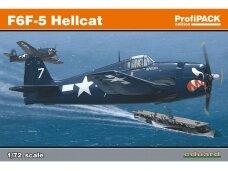 Eduard - F6F-5 Hellcat, Profipack, Scale: 1/72, 7077
