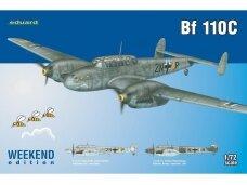 Eduard - Bf 110C, Weekend edition, Mastelis: 1/72, 7426