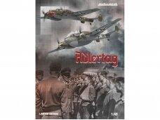 Eduard - ADLERTAG Limited Edition (Messerschmitt Bf 110), 1/48, 11145