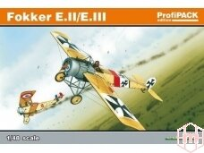 Eduard - Fokker E.III, Profipack, Mastelis: 1/48, 8156