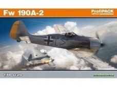 Eduard - Fw 190A-2, Profipack, Mastelis: 1/48, 82146