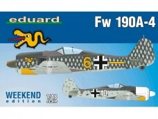 Eduard - Fw 190A-4, Weekend Edition, Scale: 1/48, 84121