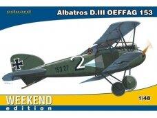 Eduard - Albatros D.III OEFFAG 153, Weekend Edition, Mastelis: 1/48, 84150