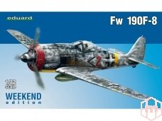 Eduard - Fw 190F-8, Weekend Edition, Mastelis: 1/72, 7440
