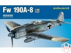 Eduard - Fw 190A-8, Weekend Edition, 1/48, 84122