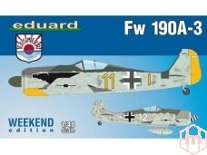 Eduard - Fw 190A-3, Weekend Edition, 1/48, 84112