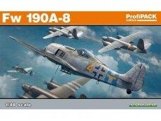 Eduard - Fw 190A-8, Profipack, Mastelis: 1/48, 82147