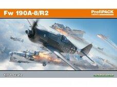 Eduard - Fw 190A-8/R2, Profipack, Mastelis: 1/72, 70112