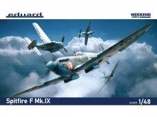 Eduard - Spitfre F Mk.IX WEEKEND edition, 1/48, 84175