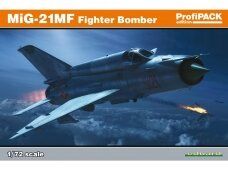 Eduard - MiG-21MF Fighter-Bomber, Profipack, Scale: 1/72, 70142