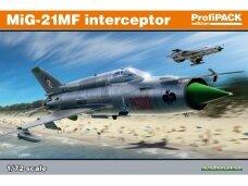 Eduard - MiG-21MF interceptor, Profipack, Mastelis: 1/72, 70141
