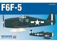 Eduard - F6F-5 Hellcat, Weekend edition, 1/72, 7450