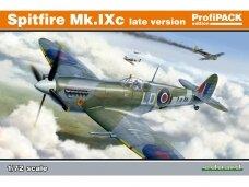 Eduard - Spitfire Mk.IXc late version, Profipack, Mastelis: 1/72, 70121
