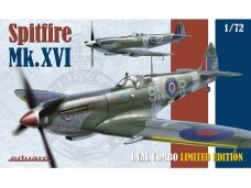 Eduard - Spitfire Mk.XVI Dual Combo, Limited Edition, 1/72, 2117
