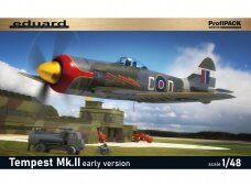Eduard - Tempest Mk.II early version ProfiPack Edition, 1/48, 82124