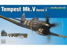 Eduard - Tempest Mk.V ser. 2, Weekend Edition, Mastelis: 1/48, 84170