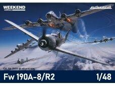 Eduard - Fw 190A-8/R2 Weekend edition, 1/48, 84114