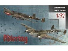 Eduard - Adlertag Limited Edition (Messerschmitt Bf 110), 1/72, 2132