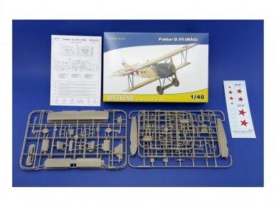 Eduard - Fokker D.VII MAG, Weekend, Mastelis: 1/48, 84156 2