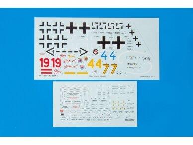 Eduard - Fw 190A-8, Profipack, Mastelis: 1/48, 82147 3