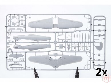 Eduard - Hurristory: Hurricane Mk.I Dual Combo Limited Edition, 1/72, 2138 5