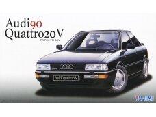 Fujimi - Audi Quattro 20V, Mastelis: 1/24, 12633
