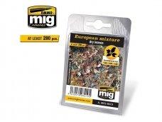 AMMO MIG - EUROPEAN MIXTURE - DRY LEAVES, AMIG8410