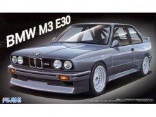 Fujimi - BMW M3 E30, 1/24, 12572