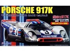 Fujimi - Porsche 917K 1971 Sebring 12-Hour Race c/w PE Parts, 1/24, 12388