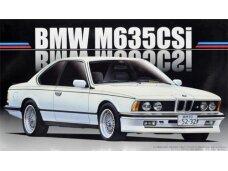Fujimi - BMW M635Csi, Mastelis: 1/24, 12650