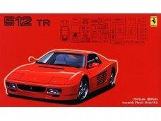Fujimi - 512 TR, Mastelis: 1/24, 12590