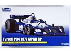 Fujimi - Tyrrell P34 Japan GP 1977, 1/20, 09205