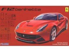 Fujimi - Ferrari F12 Berlinetta DX, Mastelis: 1/24, 12619