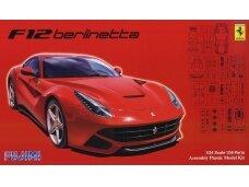 Fujimi - Ferrari F12 Berlinetta, 1/24, 12562