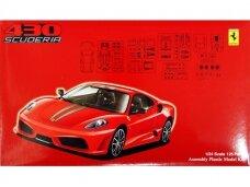 Fujimi - Ferrari F430 Scuderia, 1/24, 12336