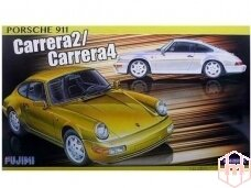 Fujimi -Porsche 911 Carrera2/Carrera4, 1/24, 12646