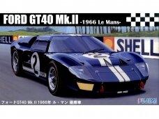 Fujimi - Ford GT40 Mk-II `66 LeMans Winner, Scale: 1/24, 12603