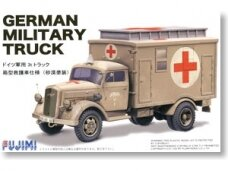 Fujimi - German Military Truck Opel Blitz 3t Ambulance, Scale: 1/72, 72231