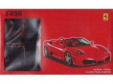 Fujimi - Ferrari F430 Spider, Mastelis: 1/24, 12266