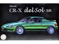 Fujimi - Honda CR-X delsol SiR, Scale: 1/24, 03997