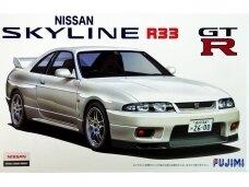 Fujimi - Nissan Skyline R33 GT-R, 1/24, 03880