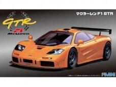 Fujimi - McLaren F1 GTR Short Tail Road Car, Mastelis: 1/24, 12621