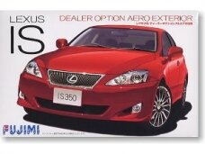 Fujimi - Lexus IS350 w/Option Parts, Scale: 1/24, 03684