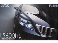 Fujimi - Lexus LS600hL, Mastelis: 1/24, 03753