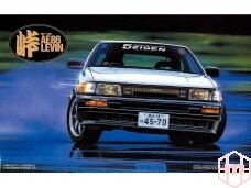 Fujimi - Toyota Drift King AE86 Levin, Scale: 1/24, 04591