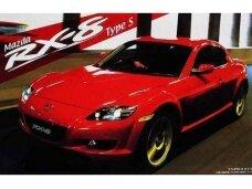 Fujimi - Mazda RX-8 Type S, Scale: 1/24, 03552